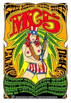 MC5 poster.