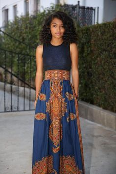 Maxi Skirt- Yara S.
