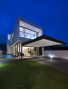 Alnwick Road House by Park + Associates