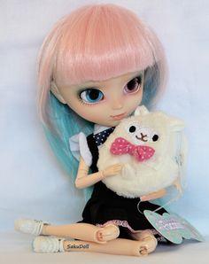Chidori - pullip Akemi con alpacasso