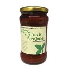 $6.23 Tomato & Basil Sauce 380gr Tomato Basil Sauce, Sauces, Salsa, Jar, Food, Salsa Music, Restaurant Salsa, Jars, Hoods