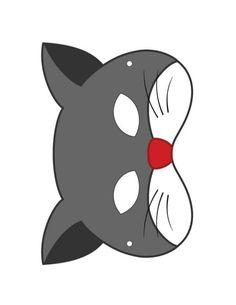 Maski karnawałowe: Koty