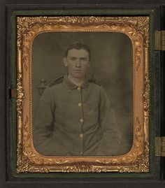 [Private W.T. Harbison of Company B, 11th North Carolina Infantry Regiment] (LOC) | Flickr - Photo Sharing!