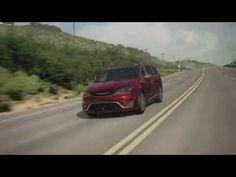 2017 Chrysler Pacifica Forward Collision Warning | AutoMotoTV - YouTube