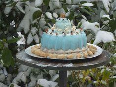 Home made birdcake