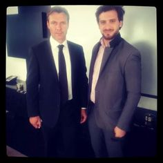 Chris Vance and Ali Belabess on Morocco's shooting of Transporter series second season