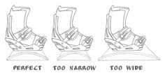 Snowboard sizing charts and guides