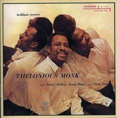 Thelonious Monk : Brilliant Corners - FL2016  Grand art
