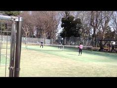 2015.02.15 連弾戦 ロングラリー - YouTube