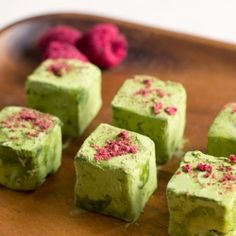 Matcha Truffles, step-by-step recipe. A decadent treat that's sure to be a hit!