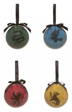 Primark - 4PK Harry Potter Baubles