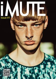 Cover Preview!  ISSUE#1 is COMING SOON!  #fashion #magazine #editorial #imute #model #cover #photography