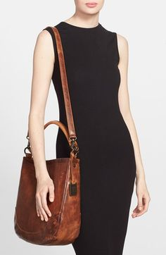 Love this bag Frye 'Melissa' Washed Leather Hobo | Nordstrom