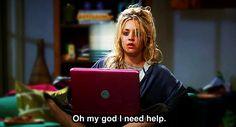 Help! I need somebody Help! Not just anybody...