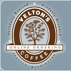 Velton's Coffee Roasting Company, established in 2007, is a small quality-oriented wholesale coffee roastery located in Everett, Washington.