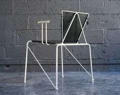 Post Modern Bieffeplast Dining Chairs For Sale at 1stdibs