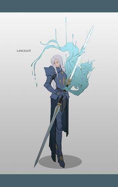 Fantasy Character Design, Character Design Inspiration, Character Concept, Character Art, Concept Art, King Arthur Characters, Dnd Characters, Fantasy Characters, Dragon Hunters