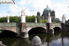 Berlin Mitte - Schlossbrücke und Berliner Dom, Berlin