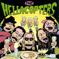 Images for The Hellacopters - Down Right Blue