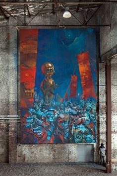"""""""Brighter Days Are Coming"""" by Sepe in Saint Petersburg / Russia"""