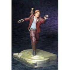 FIGURA ARTFX GOTG STARLORD+GROOT 32 CM… Precio de Ocasión, Estatua de PVC de la línea 'ARTFX', tamaño aprox. 32 cm. La estatua es de fácil ensamblaje. Fabricante: KOTOBUKIYA