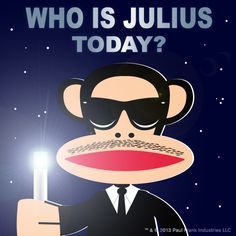 Who is our pal Julius today? #MenInBlack #WillSmith