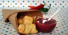 Un blog sobre comida internacional, dulce y salada. A blog about international food, in spanish, with translation in the sidebar