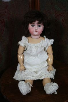 Antique Cuno and Otto Dressel Doll