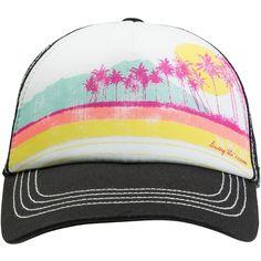 6bb6569b BILLABONG Meet me trucker hat ($18) ❤ liked on Polyvore Billabong, Snapback,