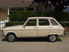 RENAULT 6 TL -This was my first car