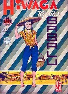Hiwaga Komiks #129 - Babalu (Issue) Filipino Fashion, Filipiniana, Classic Comics, Pitch, Philippines, Childhood, Comic Books, Superhero, Illustration