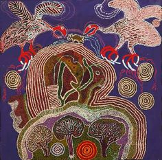 Illuwanti Ken - 'Ngayuku Ngura' - Outstation Gallery - Aboriginal Art from Art Centres