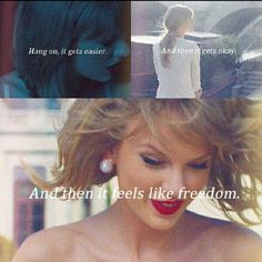 I know you are right Taylor cause I've seen how far you come and I admire you so much for your strength. I pray this happens for me as well
