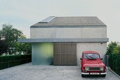 Haus Weber, Twann / Bart & Buchhofer Architekten