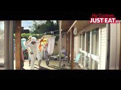 Vídeo de doblaje de locutores de televisión. Locución y doblaje para Just Eat de la web: http://www.locutortv.es/spots.htm . Locutor Xadi y Viondi.