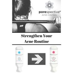 Stronger Routine for Acne