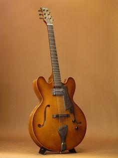 Yamaoka Archtop Guitars NY-3