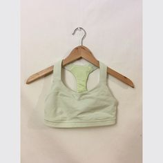 Lululemon sports bra Lululemon mint green sports bra. Great condition  lululemon athletica Tops