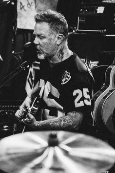 Bridge School Rehearsals - October 12, 2016 - Metallica