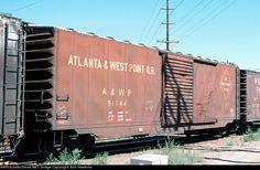 Atlanta & West Point box