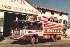 Resultado de imagen de antiguos camiones pegaso