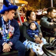 """""""When a baby is staring at you and the parents aren't looking"""" ~ Luke Brooks lol"""