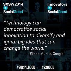 From Innovators +SocialGood