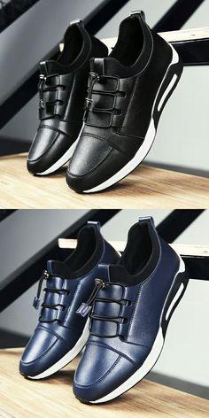 new arrival 49805 484a6 Prelesty Luxury Office Men Dress Shoes Formal Breathable Smart Footwear