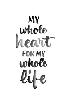 My Whole Heart for My Whole Life | Best blogs for moms, best blogs for women @cydconverse
