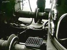 Historische Aufnahmen der Bundesbahn (DB) aus den 1960er Jahren