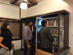 Library Launch at D&B