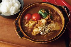 Thai Red Curry, With, Ethnic Recipes, Food, Table, Essen, Tables, Meals, Desk