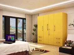 Dulapuri Moderne Pentru Dormitor sau Living - http://ideidesigninterior.ro/dulapuri-moderne-pentru-dormitor-sau-living/
