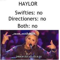 It's a No!!!!!